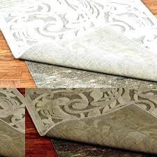 vinyl rug pads vinyl rug pad vinyl safe rug pad