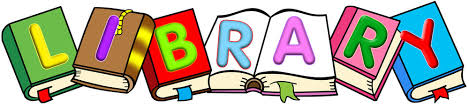 Image result for library books clipart