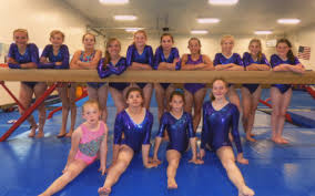 photo submitted members from tunget gymnastics are back row right to left adair ela isabella vasquez elaine cannon alexecea wilson brianna hall
