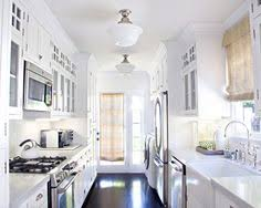 Small Picture 36 small galley kitchens we love Famous interior designers