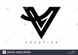 V Letter Design V Letter Design Logo Letter V Icon Logo With Modern Swoosh
