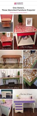 cutting edge furniture. Cutting Edge Stencils Shares DIY Furniture Makeovers Using The Paisley Craft Stencil. Http:/ E