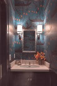Ann Lowengart Interiors bathrooms teal ...