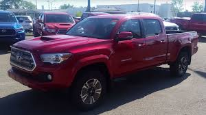2017 Toyota Tacoma Double cab TRD Sport Walk Around at Mayfield ...