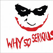 why so serious single by pur3 on apple
