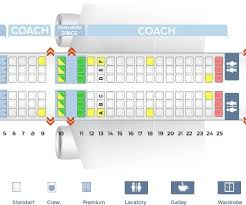 High Quality Jetblue Seat Chart 38 Inspirational Jetblue