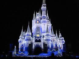 Castle Christmas Lights All Sizes Cinderella Castle Christmas Lights Flickr
