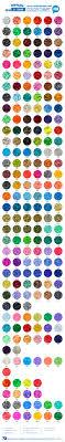 Artkal Color Chart Album On Imgur