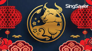 Chinese new year 2021 year of the ox with cherry blossoms. Financial Chinese Horoscope Reading For The Year Of The Metal Ox 2021
