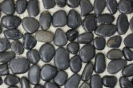 pebbles pebble mat decorative stones wall for the