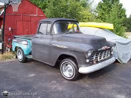 1956 Chevrolet Pickup stepside For Sale id 13921