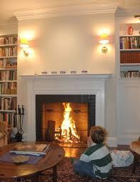 traditional rumford fireplacegas