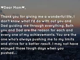 Happy Birthday Mom By Kirsten Tan