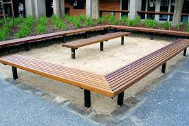 wood bench with back and storage bench outdoor wooden benches es en garden bench with storage