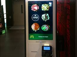 Vending Machine Design Pdf Unique What Selfserve Kiosks At McDonald's Mean For Cashiers Business