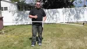 make a simple and inexpensive diy sprinkler made from pvc pipe water your lawn in