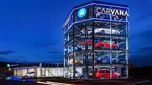 Carvana Used Car Vending Machine