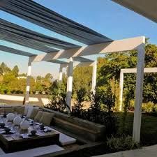 fabric patio shades.  Shades Patio Shade Fabric Pergola Ideas Thumbnail Size Shades Best  Ers Shadecloth Outside Privacy  Intended