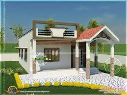 Single Storey House Designs Alluring Single Home Designs Home