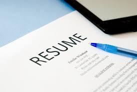 Organizing Your Resume So It Makes Sense Career Center Career