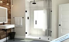 surprising frameless glass shower doors phoenix innovative glass shower stalls enclosures shower doors bathroom enclosures and