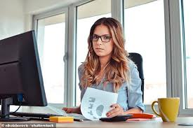Beautiful businesswomen are viewed as untrustworthy 'femmes fatales'   Daily Mail Online