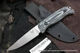 Купить <b>Нож Benchmade Saddle</b> Hunter 15007-1 за 10 778 руб. + ...