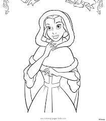 Small Picture 31 best coloring pages 8 beauty and the beast images on