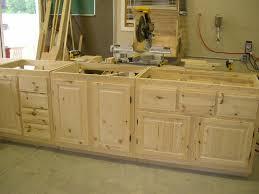 Pine Kitchen Furniture Best Knotty Pine Kitchen Cabinets New Home Designs