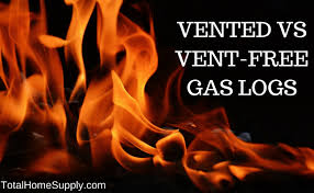 vented or ventless gas logs which do you need for your home