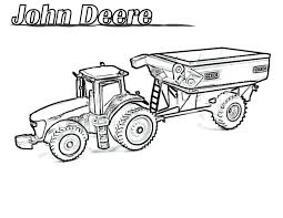 Small Picture Free Printable Tractor Coloring Pages For Kids Within Es