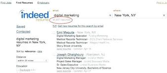 Manificent Design Indeed Employer Resume Search Online Resumes For