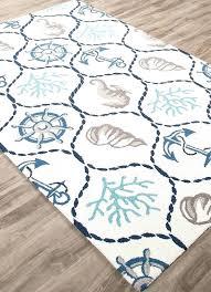 coastal nautical area rugs themed rug 5 x designer tropical decorating amusing winning decor
