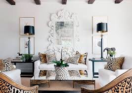Printed Chairs Living Room Leopard Chairs Living Room Living Room Design Ideas