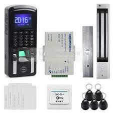 <b>DIYSECUR Fingerprint</b> 125KHz RFID ID Card Reader Door Access ...