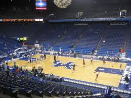Rupp Arena Seating Chart With Seat Numbers Colorimage Website
