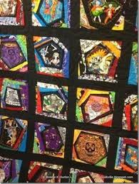Day of the Dead Quilt | Things for My Wall | Pinterest | Quilt ... & Scrappy Quilt celebrating