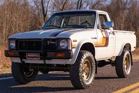 The Best HiLux For Sale In America Right Now: 1981 Toyota HiLux SR5 ...
