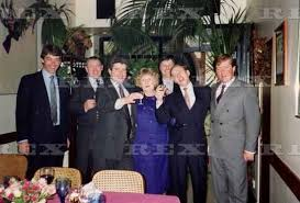 L - R), DIANA'S DETECTIVE (NAME TO BE CONFIRMED), CHEF MERVYN WYCHERLEY  WITH PRIVATE SECRETARY TO Princess Diana, PATRICK… | Princess diana, Lady  in waiting, Diana