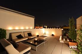 terrace lighting. Seville Apartment - The Terrace Has Ambient Lighting For Enjoying At Night. D