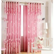 curtains for girls room romantic pink sheer curtains for girls room wvphghv