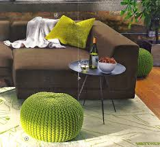 Knitted Pouf Pattern Best Inspiration
