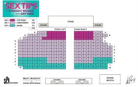 Chippendales Vegas Seating Chart Sex Tips For Straight Women From A Gay Man Las Vegas