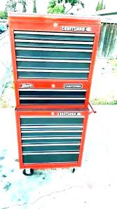 craftsman tool cabinet craftsman tool cabinet truck boxes at sears rolling chest for with wheels sears