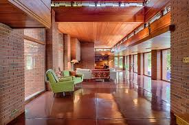 Spend the night in a Frank Lloyd Wright house near Lake Michigan - Lonely  Planet