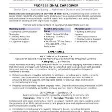 Childcare Resume Template. Nanny Resume Format Awesome Professional ...