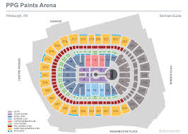 Harry Styles Verizon Center Seating Chart An Evening With Michael Buble Ppg Paints Arena
