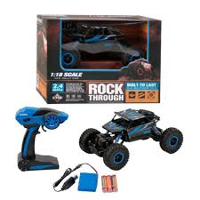 <b>Радиоуправляемый краулер Huang Bo</b> Rock Through 4WD HB HB ...