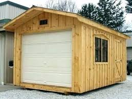 A Small Garage Door Sizes Shed Best Of Prices With For One Car Garag   Utility Doors