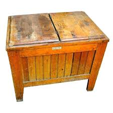 rolling party cooler costco wood cooler wooden ice chest antique wooden ice chest outdoor ice chest